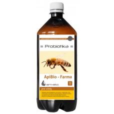 ApiBio FARMA probitický doplněk stravy pro včely 1L